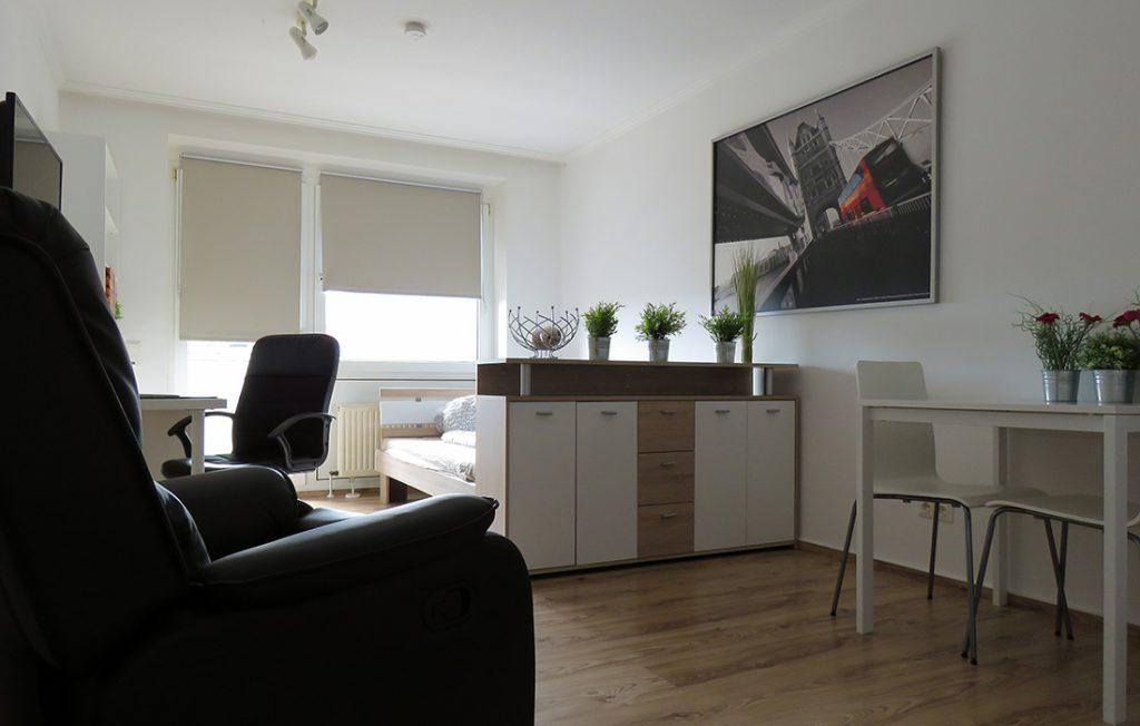 Wandbilder und Dekoration | Classic Boarding Apartment myBoardinghouse Aachen Alsdorf