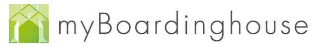 Logo myBoardinghouse Apartments auf Zeit
